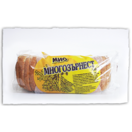 Хляб Бял МИО многозърнест...