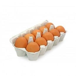Яйца 10бр. Джиев размер M