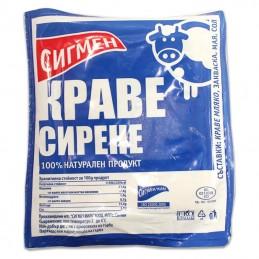 СИРЕНЕ КРАВЕ СИГМЕН  0,500 кг.