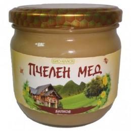 Мед билков БЪЛГАРСКИ 500g