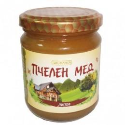 Мед липа БЪЛГАРСКИ 500g