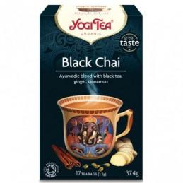 Йоги чай black chai 17 пак...