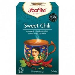Йоги чай sweet chili 17 пак...