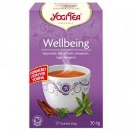 Йоги чай Вечно млад 17 пак....
