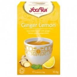 Йоги чай Джинджифил и лимон...