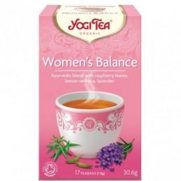Йоги чай Женски баланс 17...