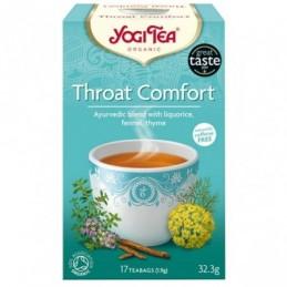 Йоги чай за гърло 17 пак....