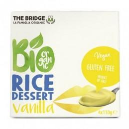 Десерт оризов с ванилия...