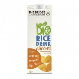 Напитка оризова с бадеми 1L...