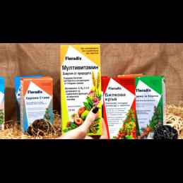 Floradix Мултивитамин 250ml