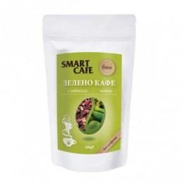 Зелено кафе с хибискус 200g