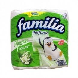Тоалетна хартия Фамилия...