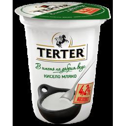 Кисело мляко Тертер 4,2%...