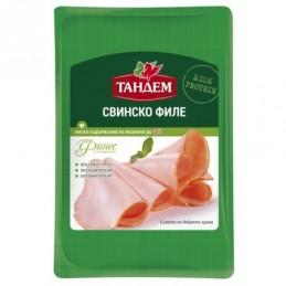 Пушено свинско филе Тандем...