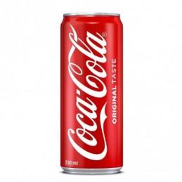 Кока Кола кен 0.330л