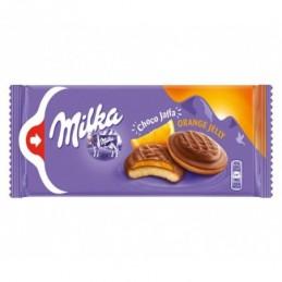Бисквити Milka - портокалов...