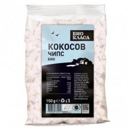 Кокосов чипс (суров) 150g