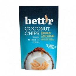 Кокосов чипс със солен...