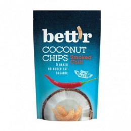 Кокосов чипс с чили 70g