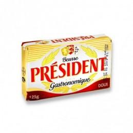 Масло Президент 125гр.