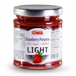 Конфитюр ягода лайт ЦИМА 210гр