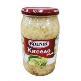 КИСЕЛО ЗЕЛЕ ROLNIK , 900ml