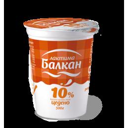 Цедено кисело мляко 10%
