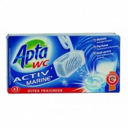 АПТА сух ароматизатор за WC...