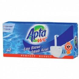 АПТА блокчета синя вода за...