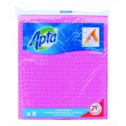 АПТА попивателни кърпи х 5 бр.