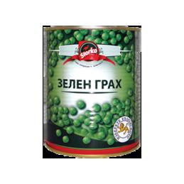 ЗЕЛЕН ГРАХ СТОРКО , 0,820 кг.